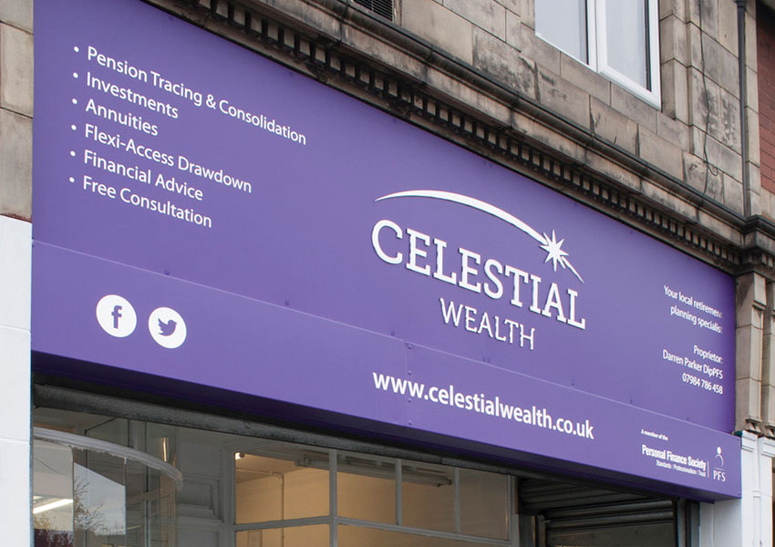 celestial wealth shop front
