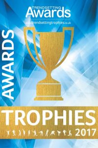 trendsetting awards, trophy brochure