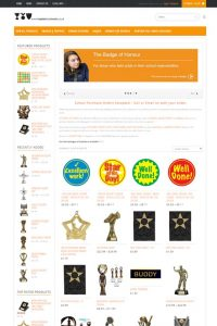 trophies for school website