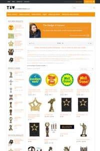 trophies for school website