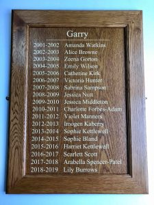wooden personalised board