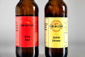 Two Chilli Bottle Labels